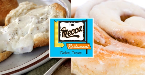 $12 for $25 of food & drink at The Mecca Restaurant