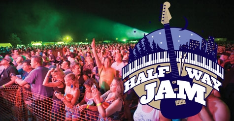 $29 for One General Admission Ticket to Halfway Jam 2012
