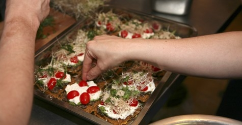 $50 for 2.5 hour introduction to vegetarian cooking class from Bhagavat Life