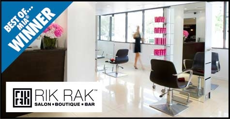 $50 for $100 worth of services from Rik Rak Salon