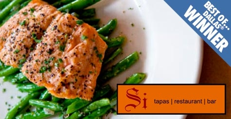 $12 for $25 of food & drink at Si Tapas