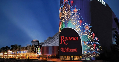 $40 for 2-Night Las Vegas Getaway for Two at the Riviera Hotel & Casino and More
