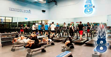 $48 for 5 classes of your choice from InCinR8 Fitness Studio