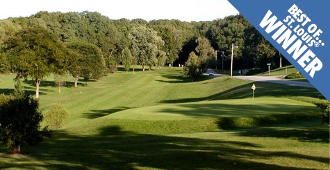 $40 for 2 Rounds of Golf, Cart Rental, and Appetizer at Best of St. Louis Winner Probstein Golf Course in Forest Park