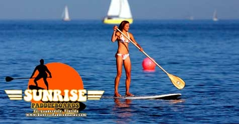 $30 for a 2-hour Venice of America Tour & Lesson from Sunrise Paddleboards