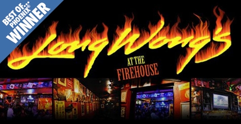 $10 for $20 Worth of Food, Drinks & Fun at Long Wong's at the Firehouse