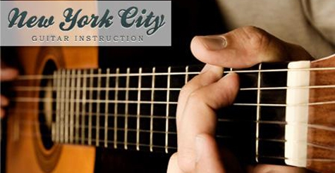 $29 for 2 private guitar lessons from an acclaimed musician