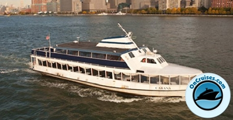$12 for Afterwork NYC Cruise Monday-Thursday
