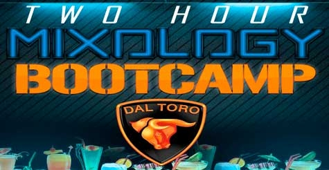 $25 for a Mixology Bootcamp at Dal Toro