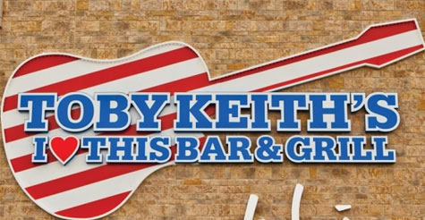 $15 for $30 of food & drink at Toby Keith's I Love This Bar and Grill in Dallas
