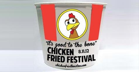 $10 for 2 General Admission passes to 2012 Chicken Fried Festival