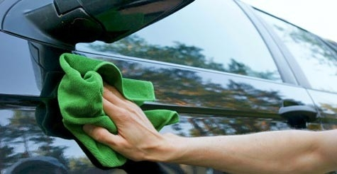 $49 for mobile car detailing, basic steam and clean from Ian Cleaning Services