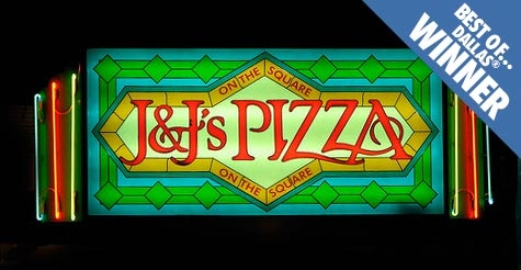 $15 for $30 of food & drink at J & J's Pizza