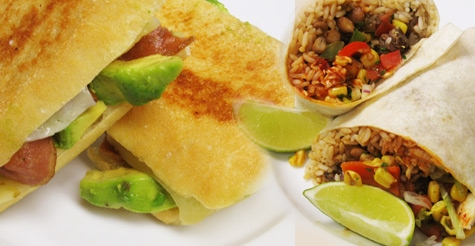 $15 for $32 of Burritos or Sandwiches from El Burrito Cubano