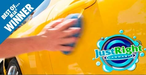 $15 for 2 full car washes