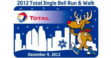 $28 registration for 2012 Total Jingle Bell Run & Walk, including 7-Day YMCA Membership and Smart Start Fitness Assessment