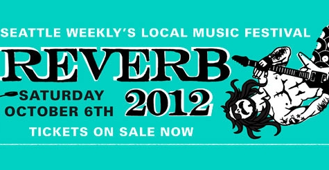 $37 for a VIP ticket to Reverb Local Music Festival in Ballard on October 6th