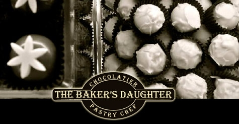 $10 for $20 of Pastries & Chocolates at The Baker's Daughter
