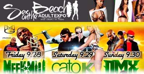 $25 for a one-day pass to Sex on the Beach Adult Expo