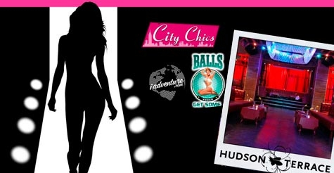 $19 CityChics Ladies Night Out includes admission, 2 cocktails & a small treat