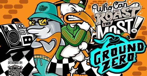$10 for one ticket to Ground Zero breakdancing event