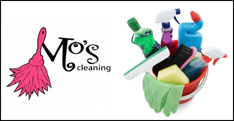 $35 for 2 hours of house cleaning from Mo's