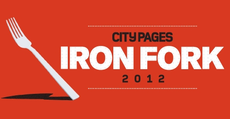 $15 for One GA Ticket to City Pages Iron Fork on October 18th
