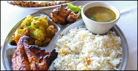 $12 for $25 Worth of Food and Drink at The Indian Kitchen