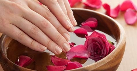 $20 Shellac Manicure by Doris inside Satori Salon Galleria
