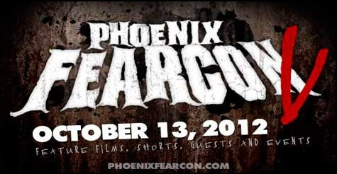 $15 for Two Tickets to Phoenix Fearcon Horror Film Festival