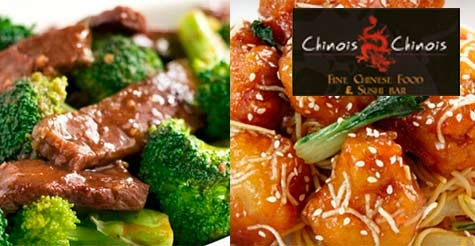 $15 for $30 worth of food and drinks at Chinois Chinois