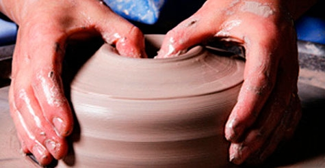 $25 for one 90-minute creative ceramics class at Pottery Loft Studio