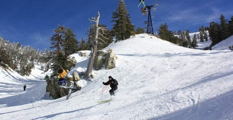 $24 for Mt. Baldy All Day Ski or Snowboard Lift Ticket