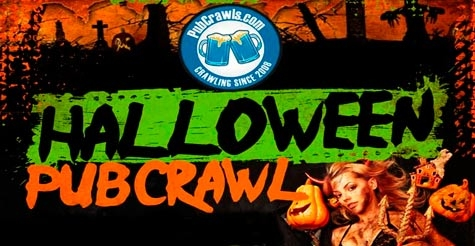 $10 for a 2-Day All-Access Pass to Halloween Pub Crawl South Beach