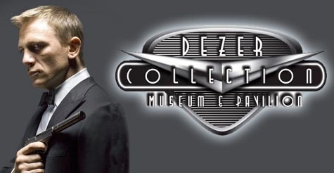 $37 for one GA ticket to The Dezer Collection Presents: The James Bond Experience