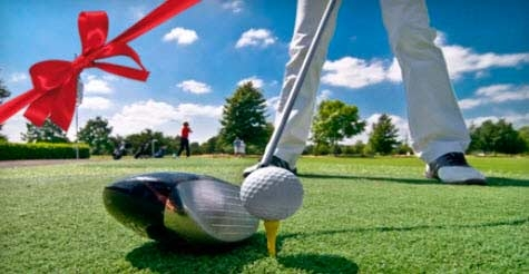 $189 for VIP Golf Package with Five 18-Hole Rounds and 10 One-Hour Golf Clinics