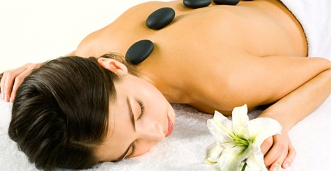 $32 for a 60 minute Hot Stone Massage