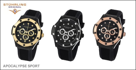 $49 - $99 for Stuhrling Watches
