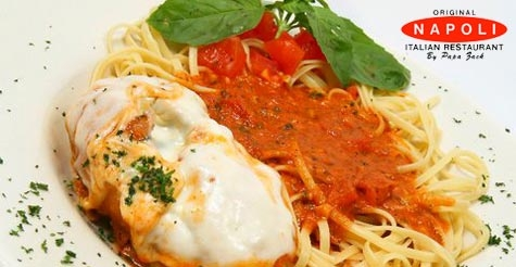 $12 for $24 of lunch or dinner at Original Napoli Italian Restaurant