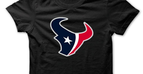 $25 Houston Texans LED Sound Activated Mens & Womens Shirt