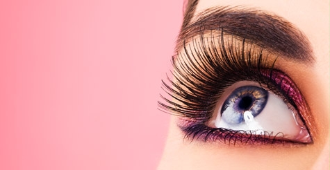 $69 eyelash extensions at Heights Spa