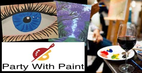 $17 for a two-hour BYOB painting class