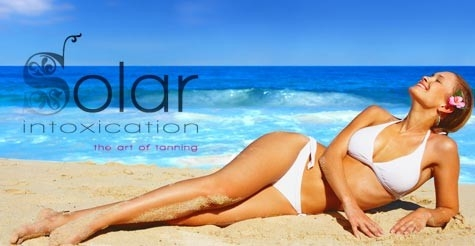 $42 for Five UV Tanning Sessions