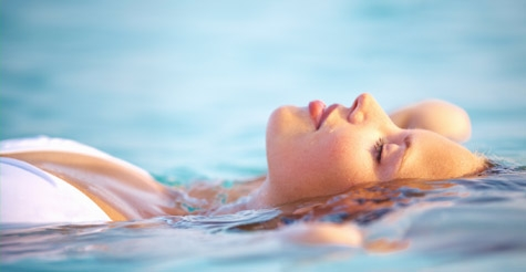$35 for a relaxing 60-minute float session