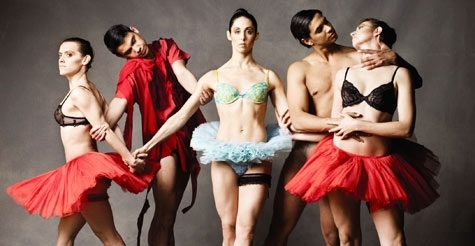 Over half off ticket to Stephen Petronio: Underland at Wortham Cullen Theater