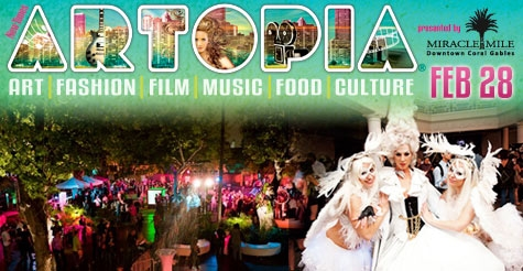 $22 for a VIP Ticket to 5th Annual Miami New Times Artopia