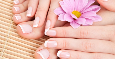Half Off Organic or Shellac Manicure with Deluxe or VIP Pedicure at Shepherd Day Spa