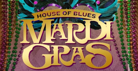 Half off House of Blues Mardi Gras with Molly Ringwalds and Boys Don't Cry