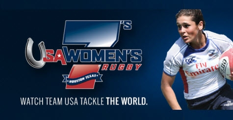 $8 for a ticket to USA Women's Rugby Sevens Series