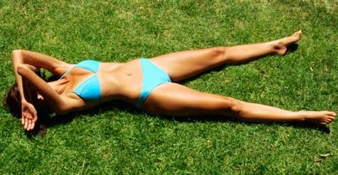 $15 for sunless airbrush tanning at Marq Salon